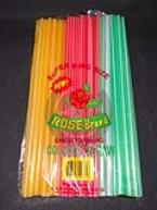 Rose Straw